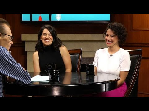 If You Only Knew: Abbi Jacobson and Ilana Glazer | Larry King Now | Ora.TV