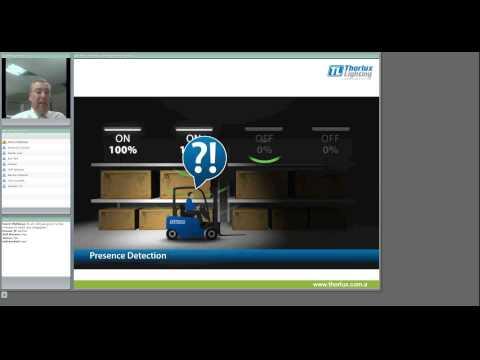 Thorlux Lighting Webinar:   Lighting Control Systems