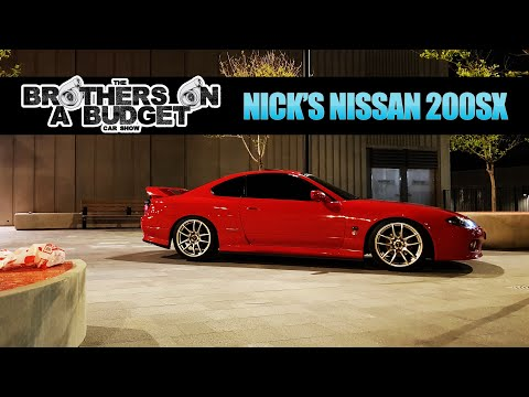 Viewers Rides - Nicks Nissan 200SX S15