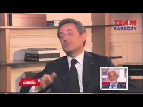 Nicolas Sarkozy rend hommage à Jean-Paul Belmondo
