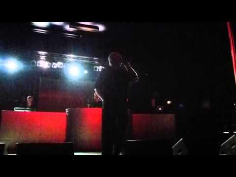VNV Nation - Primary live in Erfurt 02.10.2013 Transnational Tour