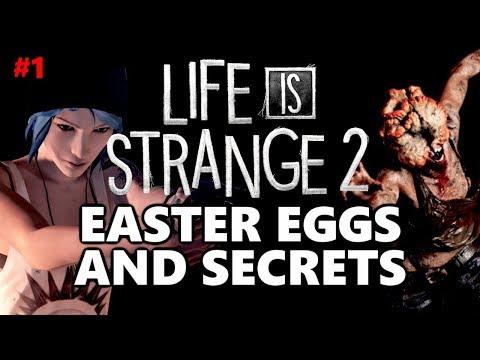 Life Is Strange 2 Easter Eggs And Secrets | Episode 1 thumbnail