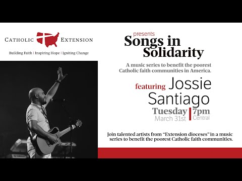 Songs in Solidarity: Jossie Santiago