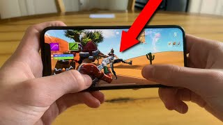 We Found a HACKER in Fortnite Mobile...