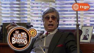 ¡Andrés Wiese ingresa a la serie! - De Vuelta al Barrio 12/07/2017