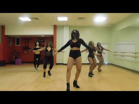 2012 - Chris Brown (choreography)
