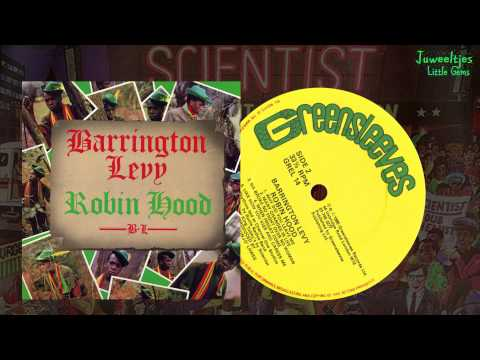 Barrington Levy - Why Did You Leave Me + Scientist - One-Two 1980