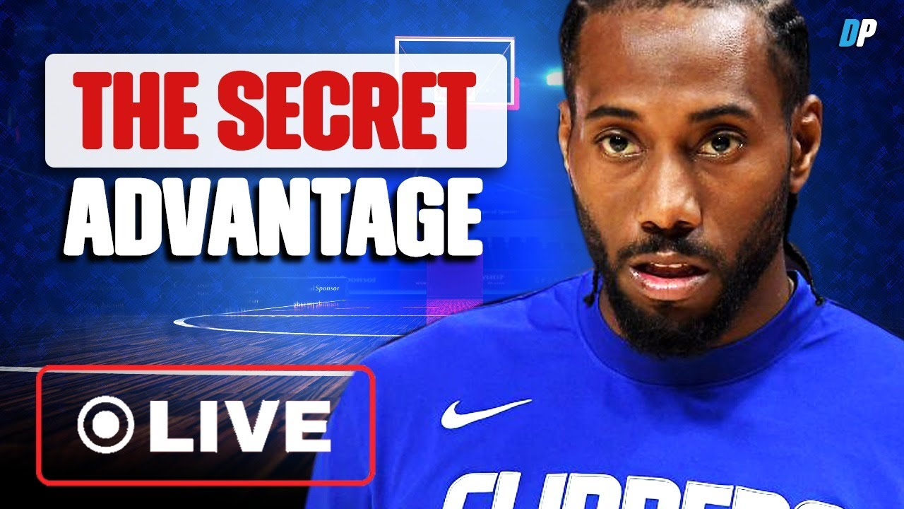 THE CLIPPERS AND KAWHI LEONARD #1 ADVANTAGE OVER EVERY TEAM IN FREE AGENCY