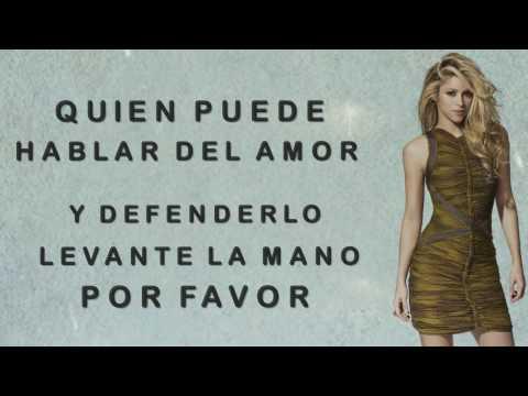 Prince Royce Ft  Shakira   Deja Vu Letra ᴴᴰ( 28/02/2017)