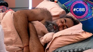 Natalie can't stand Hardeep's snoring | Celebrity Big Brother 2018
