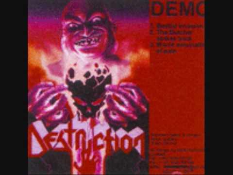 Destruction - Bestial Invasion (Demo Version 99)