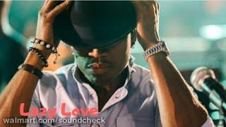 Ne-Yo lazy love live Walmart soundcheck