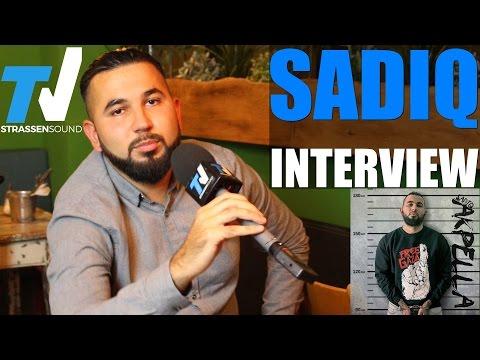 SADIQ Interview: Album Boykott, SEK Einsatz, Bushido, FIFA, Religion, Arafat, Kollegah, Saad, Jasko