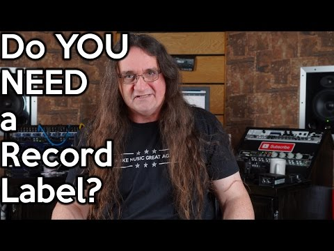 Do YOU Need a Record Label?  | SpectreSoundStudios
