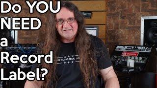 do you need a record label? spectresoundstudios