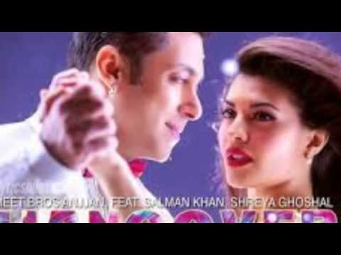 Hangover Song with lyrics | Kick  | Salman Khan, Jacqueline Fernandez