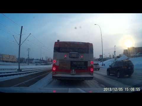 GW1 1080P Dash Camera Daytime Sample Video Calgary By Calgarydashcam.com