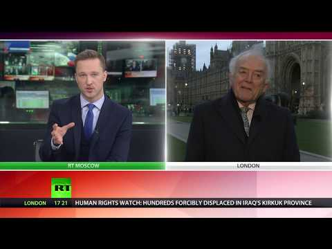 'Aim to demonize Russia, search for enemy' – Lord Balfe on Moscow presented in UK media & politics