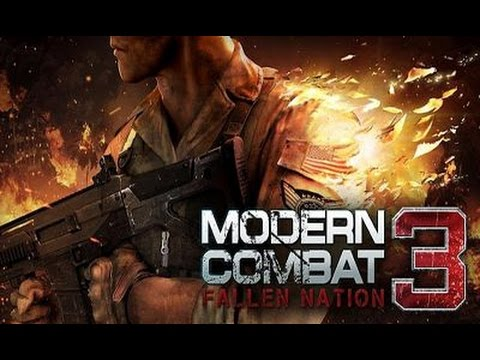 How To Download And Install Modern Combat 3 For Any Android Device For Free...
