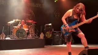 The Iron Maidens - Losfer Words (Big 'Orra) - Warehouse Live Houston, Texas