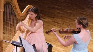 Video Freya's Tears, for Violin and Harp, by Robert Paterson download MP3, 3GP, MP4, WEBM, AVI, FLV Desember 2017