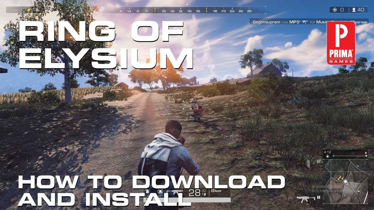 Ring of Elysium - How to Download and Install