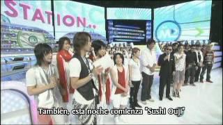 [ANF] H!S!7 feat Kame (español+karaokes) http://bit.ly/VWuTVG.