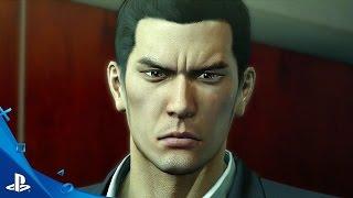 Yakuza 0 - Kiryu Trailer | PS4