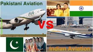 Indian Aviation VS Pakistani Aviation [2016]