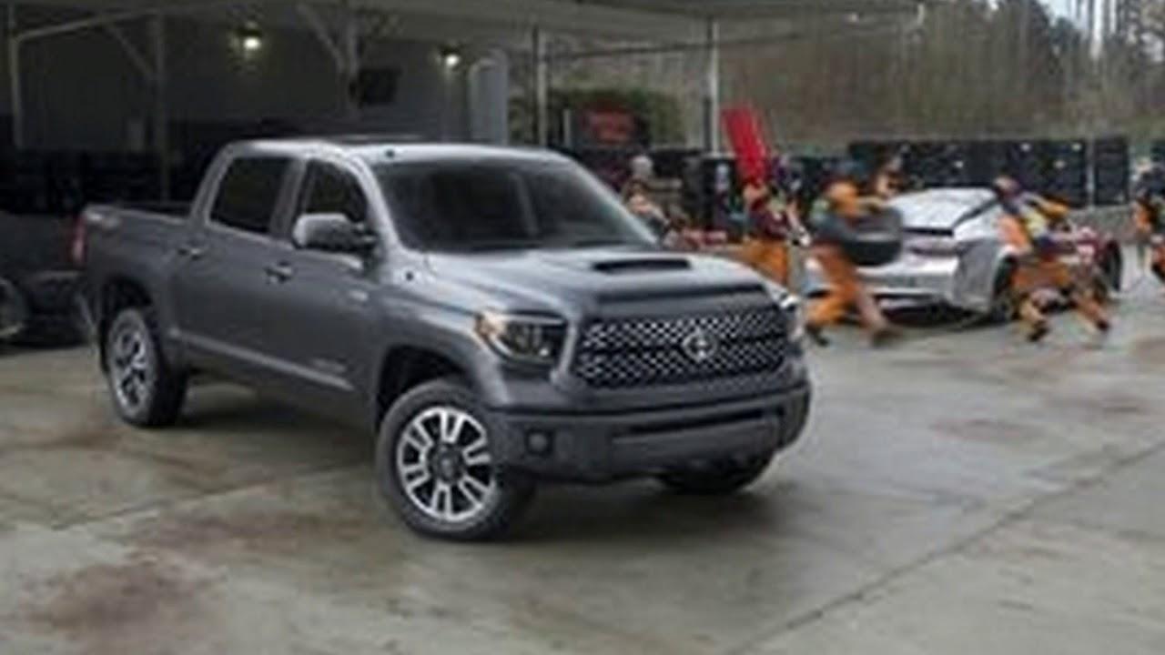 2018 Toyota Tundra Full Size Truck