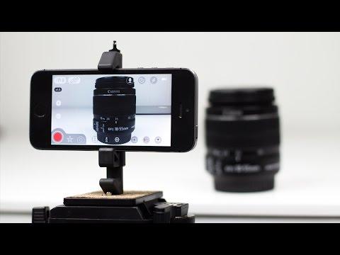 Как снимать качественные видео на смартфон?