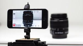 Как снимать качественные видео на смартфон?(, 2016-04-23T19:12:25.000Z)