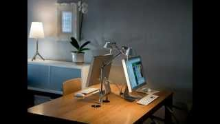 Modern Desk Styles 2013 -  Interior Design Video