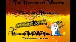 Cheap Diy Brewery Part 2 The Mash Tun From Homebrewwizard.com