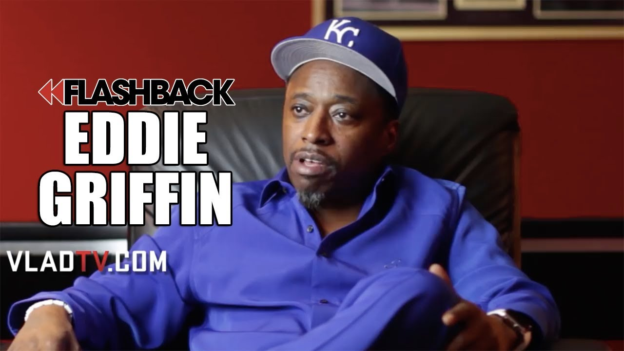 Flashback: Eddie Griffin on Cosby -