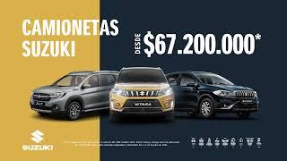 Camionetas Suzuki desde $67.200.000