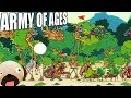 Steampunk and Future Age Army Age of War 3 - Army of Ages Gameplay