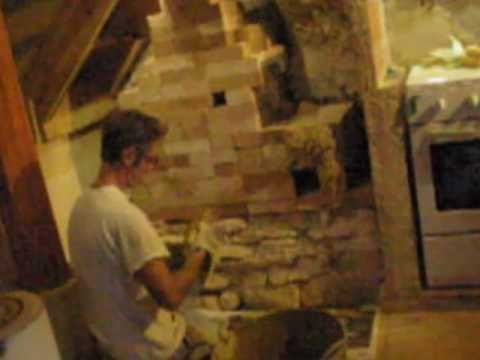 Rocket Stove Autoconstruction Po Le De Masse Youtube