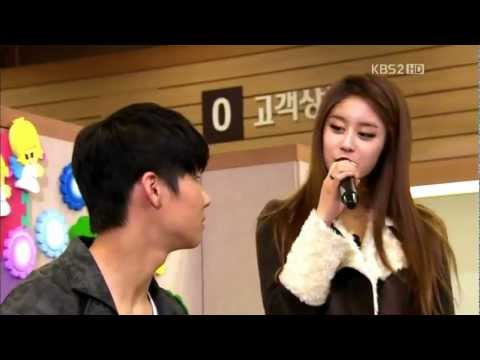 Together - JiYeon ft JB (Dream High 2)