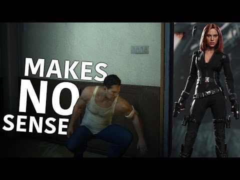 10 Stealth Game Concepts That MAKE NO SENSE
