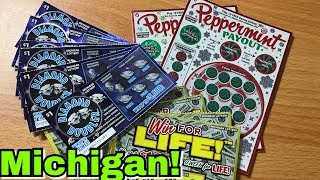$32 of Michigan Lottery from Sunshine Stace!