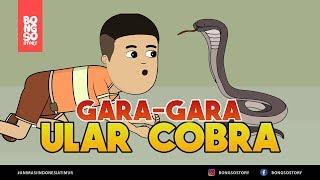 GARA GARA ULAR COBRA | BONGSO STORY | ANIMASI INDONESIA TIMUR