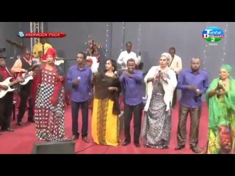 #Djibouti, Part1, Le Groupe 4 Mars dans BANDHIGA TVGA du  28 Janvier 2016