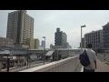 《乗り換え》東急東横線、東白楽駅からJR東神奈川駅・京急仲木戸駅へ。