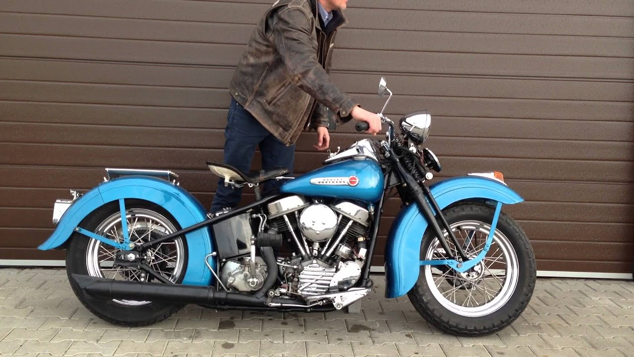 medium resolution of harley davidson 1948 year panhead