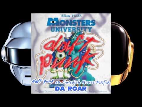 Daft Punk vs Swedish House Mafia  Da Roar