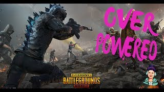 PK GAMER WITH RON GAMING OP GAMEPLAY PUBG MOBILE