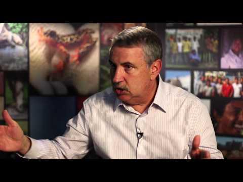 ParkTalk interview with Thomas Friedman
