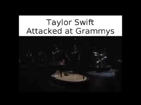 Taylor Swift Attacked At Grammys