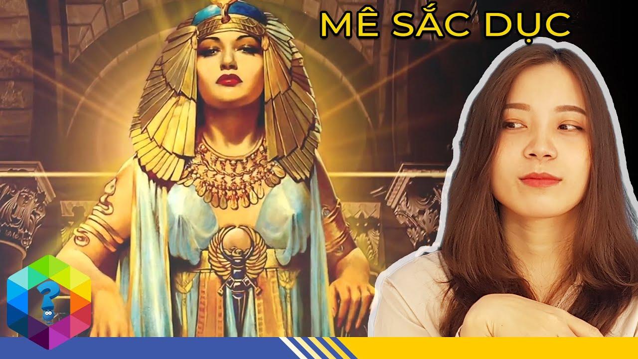 Bí Ẩn về Nữ Hoàng Ai Cập CLEOPATRA - Người Đàn Bà Quyến Rũ và Quyền Lực Bậc Nhất Ai Cập Cổ Đại